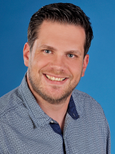 Beratungsstellenleiter Pascal Lenzig